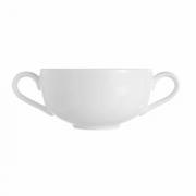 Бульонная чашка «Эмбасси вайт», фарфор, 270мл