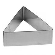 Форма конд. «Треугольник» [6шт]; сталь нерж.; H=3,L=6см