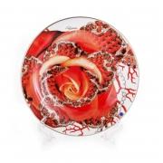 Набор десерт. тарелок «Роза Джевел» 15,5 см. 6 шт.