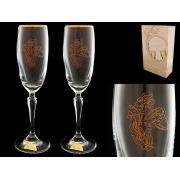Бокал шампань «Свадебные»