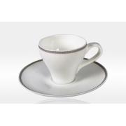Набор чашек для кофе на 2 персоны «Модерн»