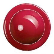 Пукли [12шт], пластик, красный