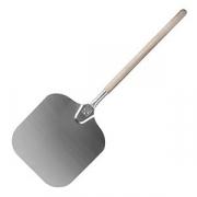 Лопата для пиццерии «Проотель», алюмин., L=85/38,B=35см, металлич.