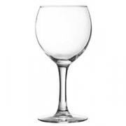 Бокал для вина «Принцесса», стекло, 280мл, D=84,H=158мм, прозр.