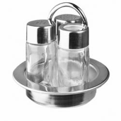 Набор соль/перец+ст. для зубоч. на подставке