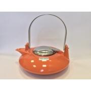 Чайник с ситечком 550мл цвет: Тыква