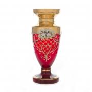 Ваза «Лепка красная 8999» 26 см для цветов