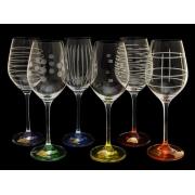 """Набор бокал для вина """"Celebration"""" разноцветн 6 штук Celebration"""