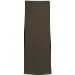 Фартук 100*100см коричневый