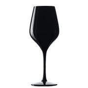 Бокал для дегустации «Экскуизит», хр.стекло, 350мл, D=80,H=203мм, черный