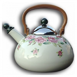 Чайник со свистком 2,3л «Кантри»