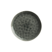 Тарелка круглая Artisan (Буря серая) без инд.упаковки