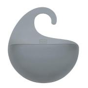 Органайзер/корзина для ванны SURF Koziol 65 х 216 х 253мм (антрацит)