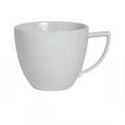 Чашка кофейная «Соната», фарфор, 100мл, белый