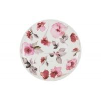Набор из 4-х тарелок Пионы в цветной упаковке.