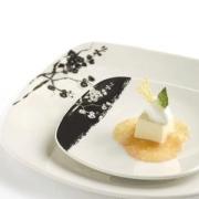 Тарелка мелк «Джапоника» 25.5см