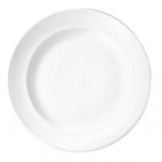 Тарелка мелк «Монако вайт«d=30см фарфор