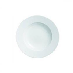Тарелка глуб. «Олеа» d=24.5см фарфор