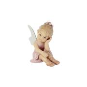 Статуэтка Девочка - ангелочек ( блаженствующая)