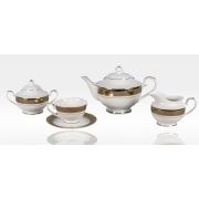 Сервиз чайный «Дживанши» 17 предметов на 6 персон