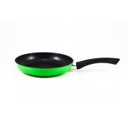Сковорода 20см. «Hotsun» зеленая