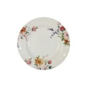 Тарелка суповая Цветы
