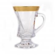 Набор чайный на ножке на 6 перс. «Квадро - 99A44»