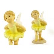 Статуэтка «Фея - балерина» (в жёлтом)