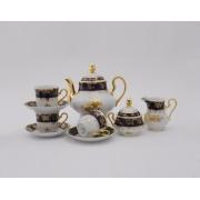 Сервиз чайный «Мэри Энн 0431» 200 мл. на 6 перс. 15 предм.
