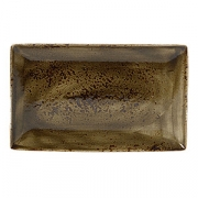 Блюдо прям. «Крафт» 27*16.8см фарфор