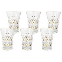 Набор: 6 стаканов для воды Флоренция