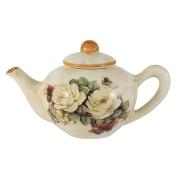 Чайник Роза и малина