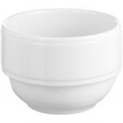 Бульонная чашка без ручек «Нептун» D=9, H=6.3см; белый