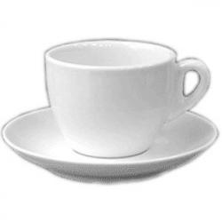 Чашка коф «Капучино» 220мл фарфор