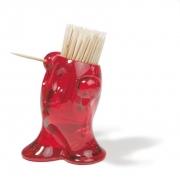 Подставка для зубочисток «Пик» (PIC) Koziol 6,5 x 8 x 9,8см (красный)
