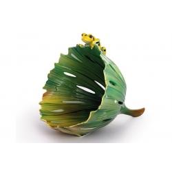 Блюдо декоративное «Изумрудный лес»