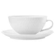 Чашка с блюдцем Даймонд без индивидуальной упаковки