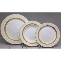 Набор тарелок «Медея» на 6 персон 18 предметов