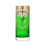 Набор стаканов 300 мл. 6 шт. «Лепка зеленая»