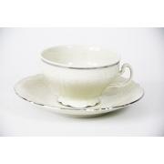 Набор для чая 155 мл. н/н «Бернадот Ивори 2021» на 6 перс. 12 пред