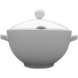 Крышка для супницы «Кашуб-хел» фарфор