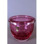Салатник розовый