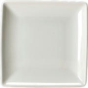 Блюдо квадратное «Тэйст вайт» L=16.8, B=16.8см; белый
