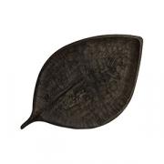 Блюдо «Береза» мореный дуб