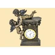 Часы настольные «Играющие херувимы»