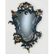 Зеркало «дон хуан» цвет - синий 74х50см