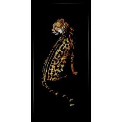 Гепард-принц, 40х80 см, 2305