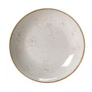 Салатник «Крафт», фарфор, D=25.5см, белый