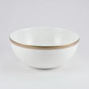 Набор 6 салатников 13см «Золотая вышивка»