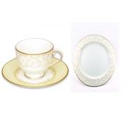 Набор 6 чайных пар 250мл «Версаль»